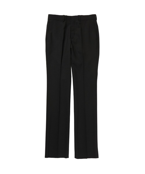 SPRING SLIM STRAIGHT SLACKS
