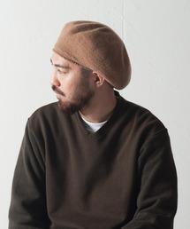RACAL(ラカル)のRasta Wool Knit Beret / ラスタ ウールニットベレー(ニットキャップ/ビーニー)
