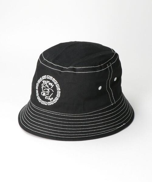 <shei shei co.LTD×BAD BOY> HAT/バケットハット