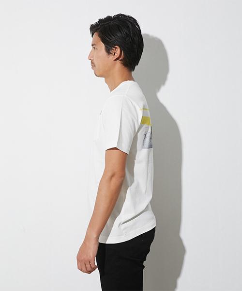 ONSHORE PHOTO半袖T