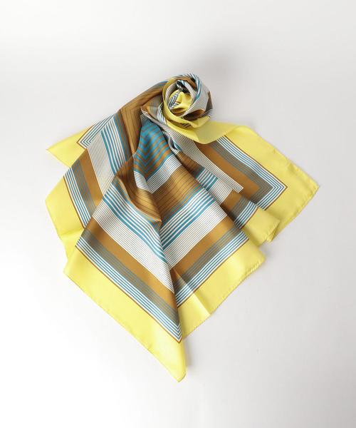Le Vernis(ル ベルニ)LINE スカーフ