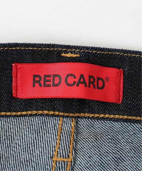 Spick & Span(スピックアンドスパン)の「【RED CARD】 Anniversary Highrise◆(デニムパンツ)」|詳細画像