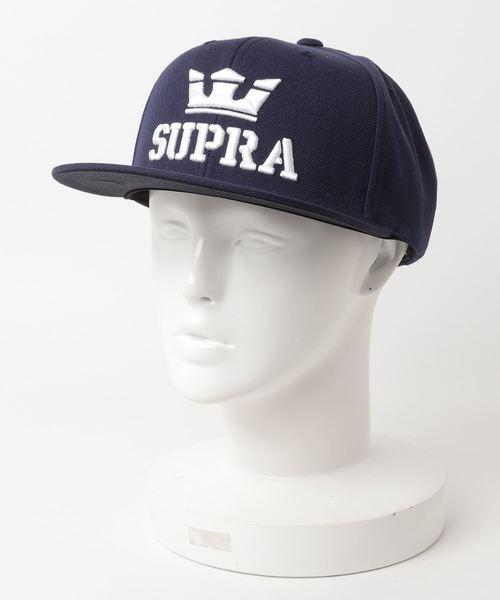 セール SUPRA ABOVE SNAP(キャップ)|SUPRA(スープラ)の ... e9e9ab768f4