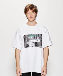 <GUESS GREEN LABEL x RICKY POWELL> SS TEE 01/Tシャツ