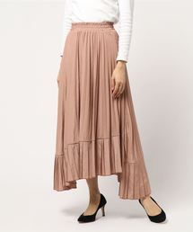 KATHARINE ROSS(キャサリンロス)の【KATHARINE ROSS】Wプリーツスカート(スカート)