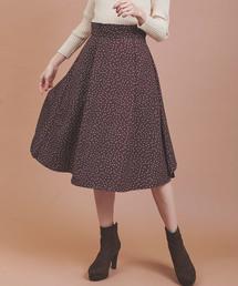 31 Sons de mode(トランテアン ソン ドゥ モード)のバックフリルデザインスカート(スカート)