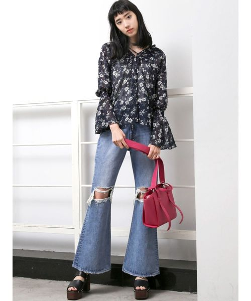 2WAY AIRY トップ