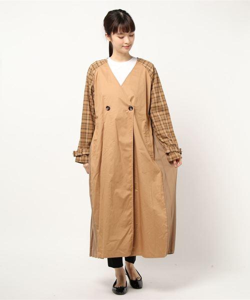 激安直営店 Factor= バックプリーツトレンチコート(トレンチコート)|Factor=(ファクターイコール)のファッション通販, FULLSCOOP MALL:4f4fa3a0 --- annas-welt.de