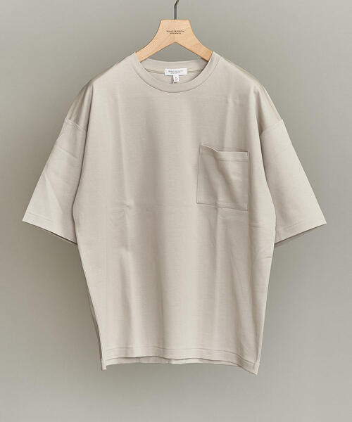 BY ダブルガス ワイドフォルム Tシャツ
