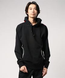 A BATHING APE(アベイシングエイプ)のSIDE ZIP SHARK WIDE PULLOVER HOODIE M(パーカー)