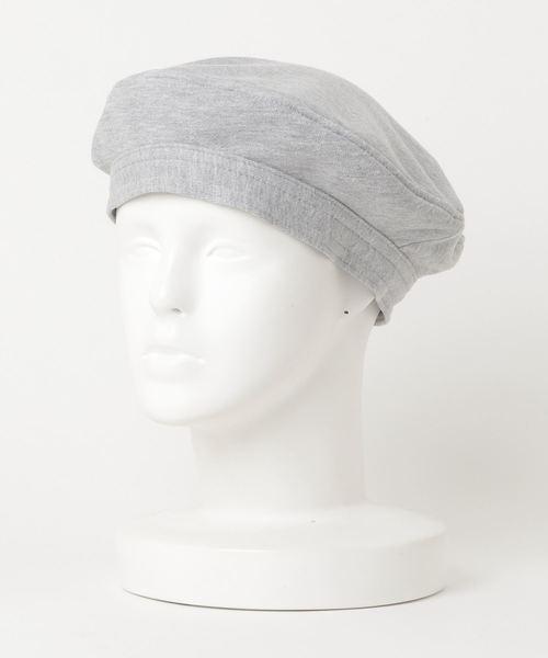 ∴SWEAT BERET / スウェット ベレー帽
