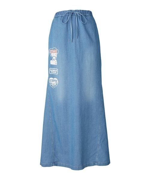 DAYBREAK WOMAN ロングスカート