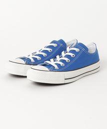 converse(コンバース)の「converse コンバース ALL STAR 100 COLORS OX オールスター 100 カラーズ オックス 32862956 BLUE(スニーカー)」