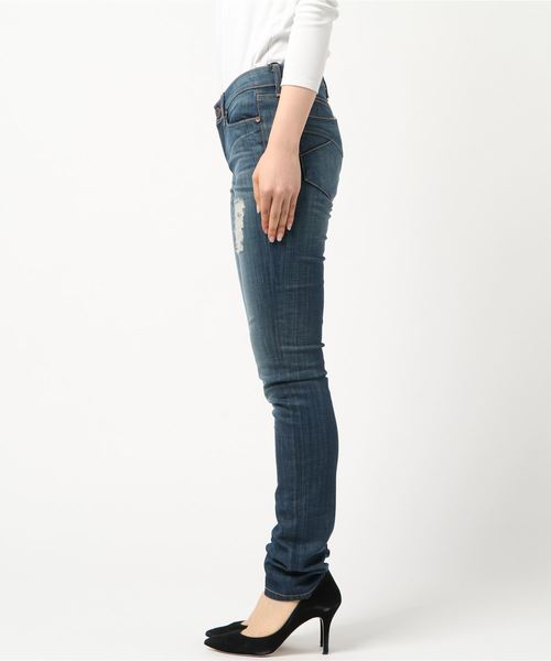 WOMEN'S COTTON JEANS/ WOVEN/ USA