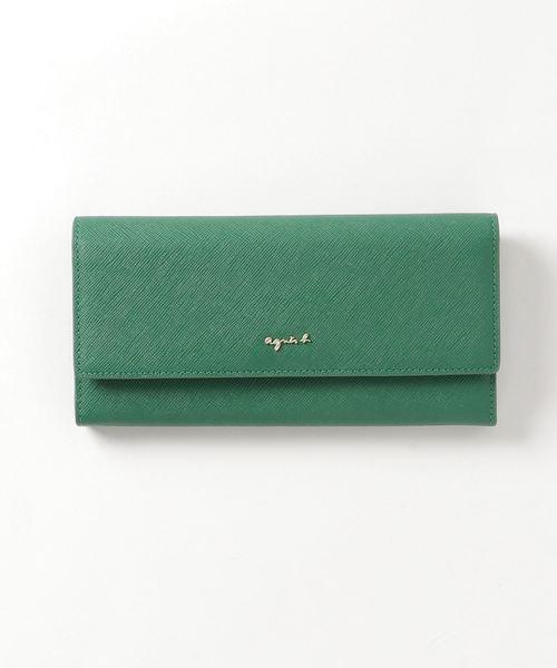 【在庫一掃】 MW09-04 b. ロングウォレット(財布) agnes b.(アニエスベー)のファッション通販, PRIME STORE:57af0c8e --- arguciaweb.com