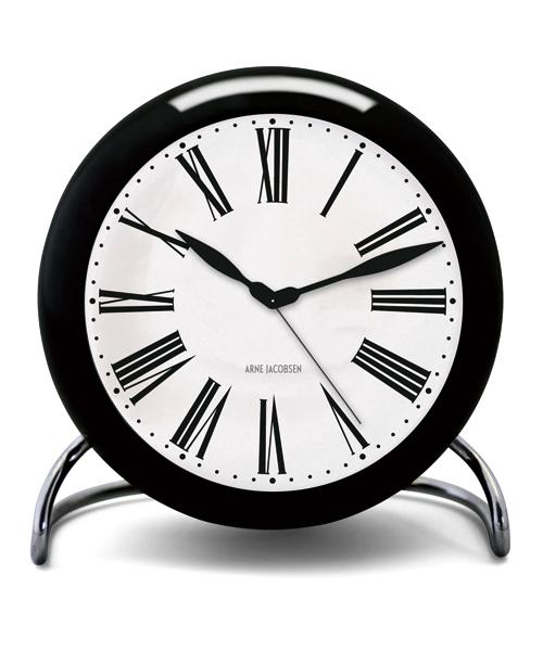 【T-ポイント5倍】 Arne Jacobsen// アルネ ARNE・ヤコブセン   Clock 43671(Roman)(置時計) Jacobsen|ARNE JACOBSEN(アルネヤコブセン)のファッション通販, シミズチョウ:a13c17dd --- pyme.pe