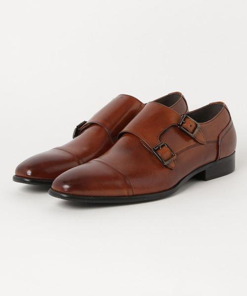 安い アラウンドザシューズ the the/around the shoes バッファローカーフダブルモンクドレスシューズ(黒・ブラウン)(ドレスシューズ)|around the shoes(アラウンドザシューズ)のファッション通販, スマートフォンアクセサリー Finon:013fc39f --- 5613dcaibao.eu.org