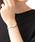 agete CLASSIC(アガットクラシック)の「オーバルフェイスジュエリーウォッチ 【A.CNO.1YG時計】(アナログ腕時計)」|詳細画像