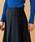 UNITED TOKYO(ユナイテッドトウキョウ)の「リネンライクレースアップスカート(スカート)」|詳細画像