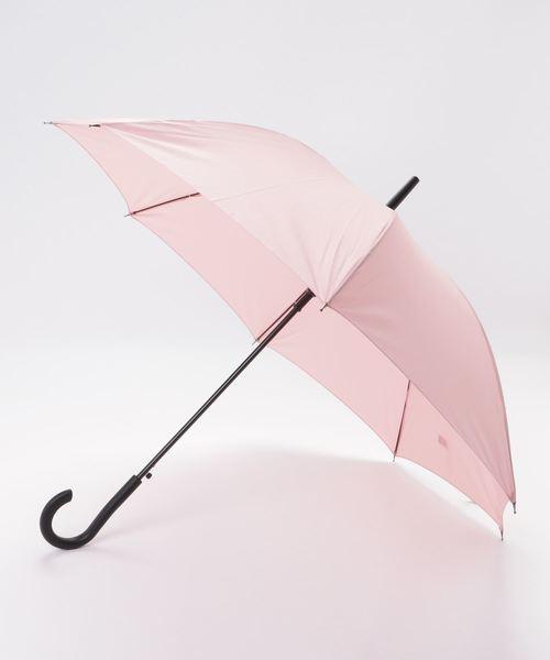 Port(ポート)の「【Amane】Long 高強度 雨傘 カサ (60cm)(長傘)」|サーモンピンク