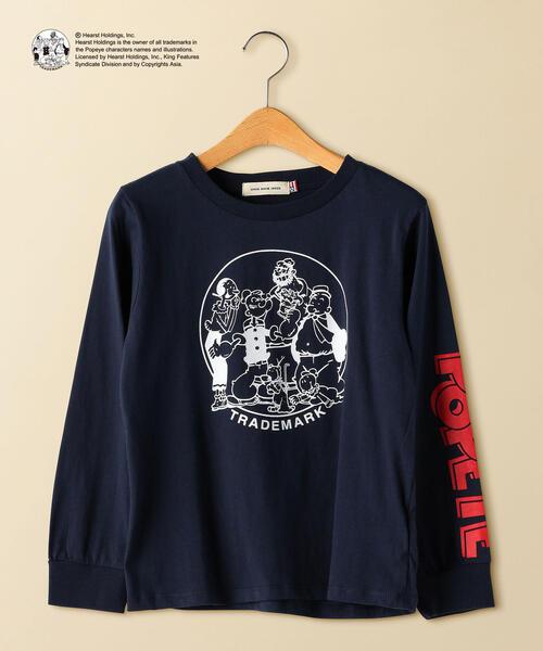 【ジュニア】POPEYE® ロングスリーブTシャツ