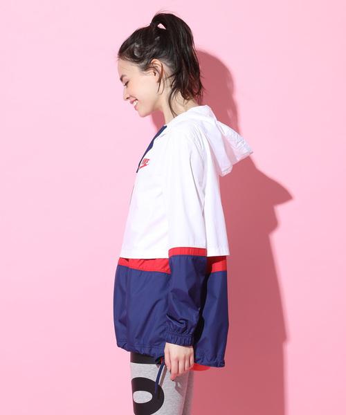 【NIKE】woven jacket