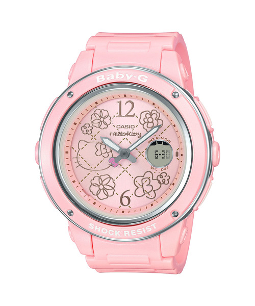 手数料安い 【生産数量限定】HELLO/ KITTY(ハローキティ) コラボレーションモデル/ BGA-150KT-4BJR/ ベビーG(腕時計) BGA-150KT-4BJR/|BABY-G(ベイビージー)のファッション通販, 飽海郡:4538339e --- fahrservice-fischer.de