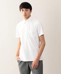 MACKINTOSH PHILOSOPHY(マッキントッシュ フィロソフィー)の【TROTTER】 ICE COTTONカノコ ボタンダウンポロシャツ(ポロシャツ)