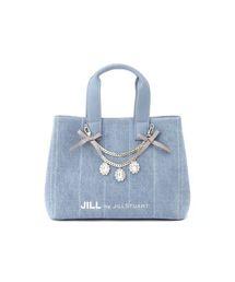 JILL by JILLSTUART(ジルバイジルスチュアート)の◇ジュエルリボントートバッグ(トートバッグ)