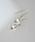 anq.(アンク)の「【anq.】K18/K10・天然石マロンピアス【誕生石】(ピアス(両耳用))」|詳細画像