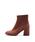 FABIO RUSCONI(ファビオ ルスコーニ)の「【STORY 1月号掲載】【HERS 12月号掲載】FABIO RUSCONI/チャンキーヒールスウェードブーツ(ブーツ)」 詳細画像