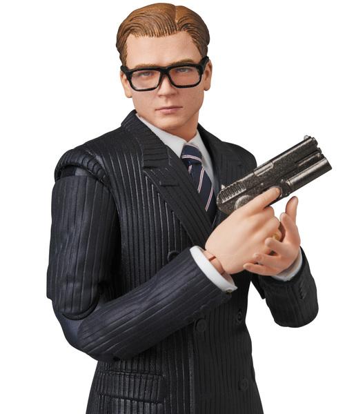 MAFEX Gary 'Eggsy' Unwin 「Kingsman: The Secret Service」