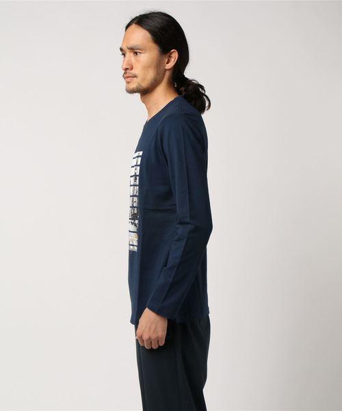 :フォトTシャツ L/S 1