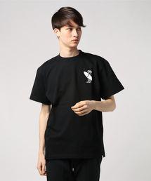 坩堝(ルツボ)の【坩堝】波乗花魁娘 S/S TEE(RUTSUBO × YU SUDA)(Tシャツ/カットソー)