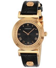 VERSACE ヴェルサーチェ Vanity ヴァニティー 腕時計 時計 P5Q80D009S009 レディース(腕時計)