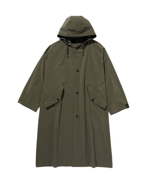 SPRING2020 HOODED LONG COAT