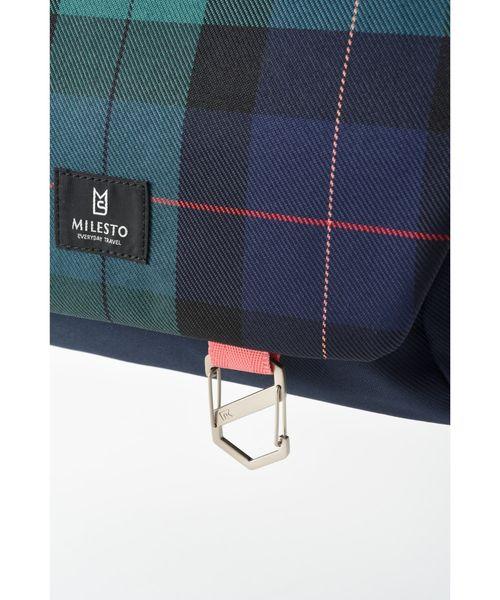TRAVEL SHOP MILESTO(トラベルショップミレスト)の「Hutte メッセンジャーL(メッセンジャーバッグ)」|詳細画像