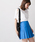 WEGO(ウィゴー)の「WEGO/無地プリーツミニスカート(スカート)」|ブルー