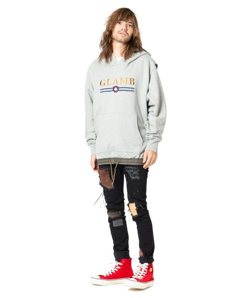 Karl hoodie / カールフーディ