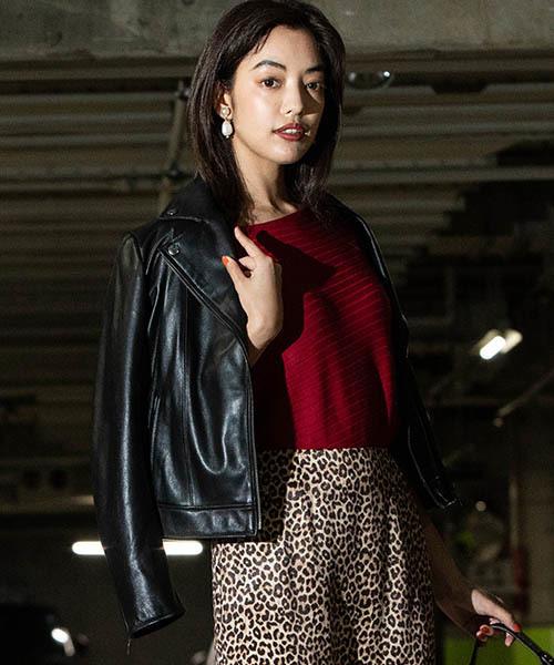 【当店一番人気】 ラムレザーダブルライダース(ライダースジャケット)|VICKY(ビッキー)のファッション通販, 佐用町:c6ae0025 --- 888tattoo.eu.org