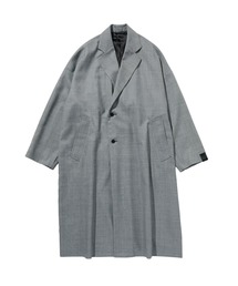SPRING2020 CHESTERFIELD LONG COATグレー