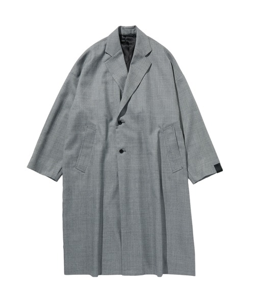 SPRING2020 CHESTERFIELD LONG COAT