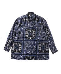 Western Shirtブラック