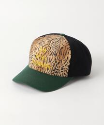 <mindseeker> LEOPARD CAP/キャップ