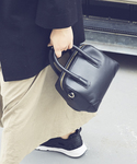Allen Rouge | 【Allen Rouge/アレンルージュ】ADAM/ waterproof leather 2WAY bostonbag(ボストンバッグ)