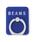 bpr BEAMS(ビーピーアール ビームス )の「BEAMS / カラーリング(スマホ用)(モバイルアクセサリー)」|ブルー