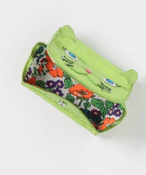 ニャンコミニ財布