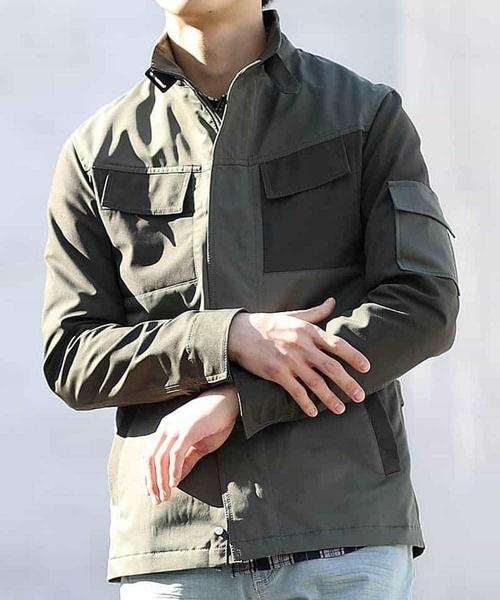 【新作からSALEアイテム等お得な商品満載】 【セール】【ミリタリーブルゾン】ソロテックスチノ(ブルゾン) KLEIN|MK MICHEL KLEIN HOMME KLEIN セール,SALE,MK (エムケーミッシェルクランオム)のファッション通販, アキヤマムラ:6993154e --- rise-of-the-knights.de
