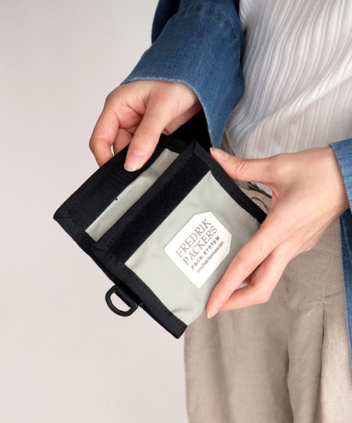 【 FREDRIK PACKERS / フレドリックパッカーズ 】 # salle de bal別注 420D WALLET 財布