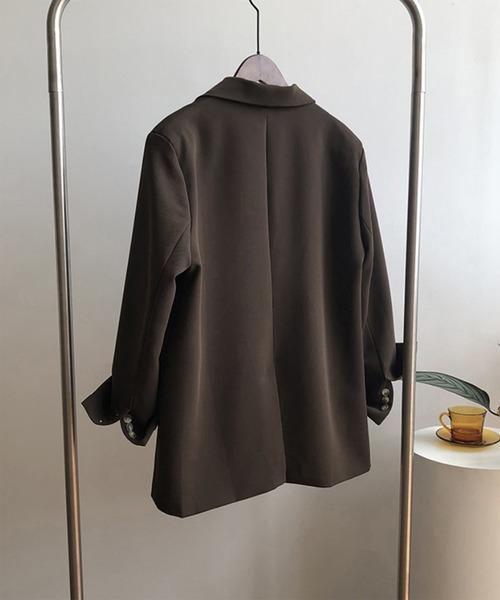 aimoha(アイモハ)の「テーラードジャケット(テーラードジャケット)」|詳細画像